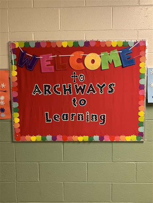 Archways Preschool Schiff Ms Welcome