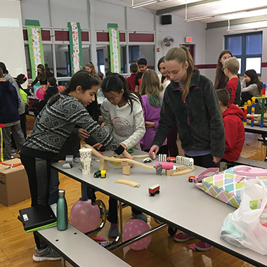 Rube Goldberg Demonstrations
