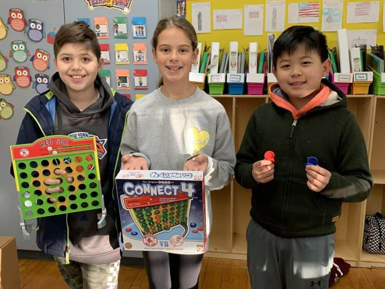 Bogert Students Pay It Forward
